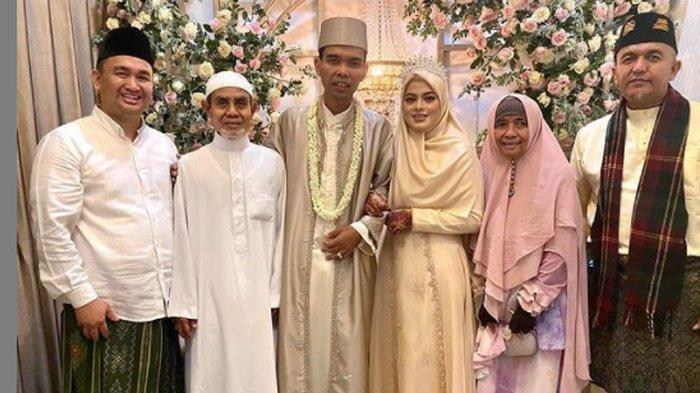 Ustaz Abdul Somad Resmi Nikahi Gadis 19 Tahun, Berawal Dari Minta Dicarikan Jodoh Hafidzah