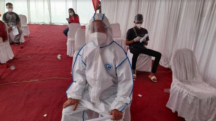 Tinggal 11 Tahun di Indonesia, TKA Cina di PLTU Jawa 7 Ikuti Vaksinasi Massal
