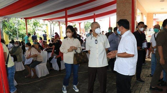 Warga Tangerang Ikuti Vaksinasi Covid-19 di Vihara, Ada 500 Dosis Vaksin Pfizer yang Diberikan