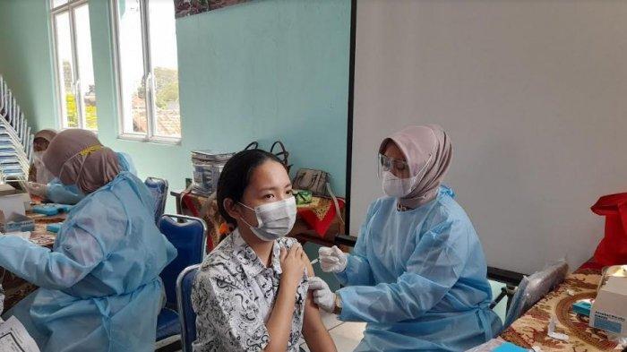 73 Persen Pelajardi Kota Tangerang Sudah Divaksin, Belajar Tatap Muka Hampir Terwujud