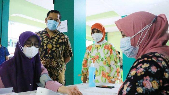 428 Nakes di Kabupaten Serang Gagal Vaksinasi Covid-19, Beberapa yang Sudah Divaksin Demam dan Mual