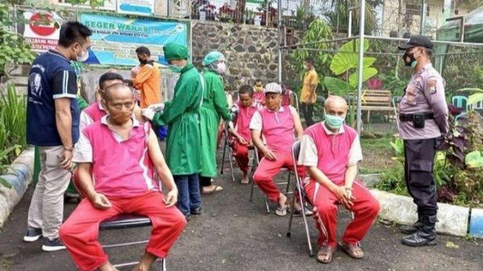 Capaian Target Vaksin Untuk ODGJ di Kota Serang Masih Rendah