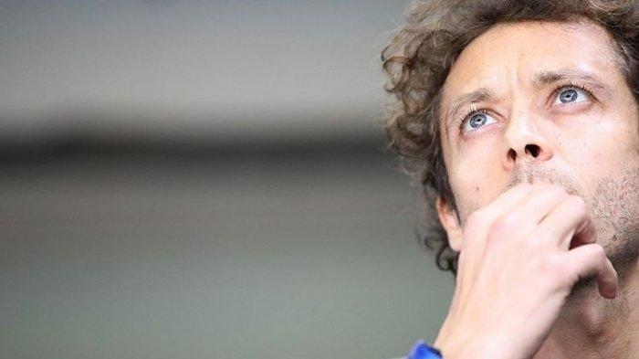 Positif Covid-19, Pebalap Valentino Rossi: Badan Saya Sakit