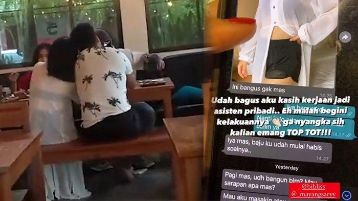 Vanessa Angel Umbar Chat Mesra Suami dengan Asistennya, Bibi Minta Pijat di Kamar saat Istri Mandi