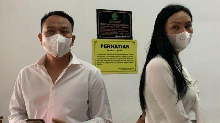 Angel Lelga Mengaku Puas Vicky Prasetyo Divonis 4 Bulan Penjara
