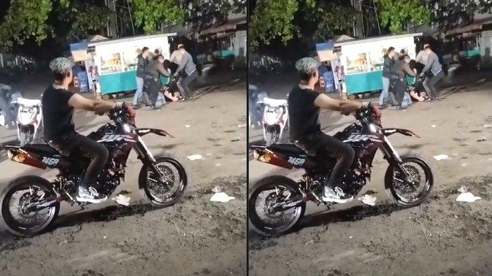 CEK FAKTA - Beredari Video Perkelahian Sekelompok Orang di Kota Serang, Polisi Sebut Hoaks