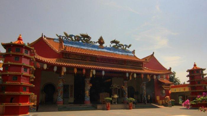Tahun Baru Imlek 2021, Melihat Simbol Toleransi di Vihara Avalokitesvara Banten