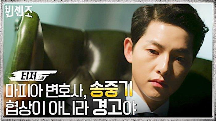 Tayang Hari Ini, Berikut Sinopsis Drama Korea Vincenzo yang Dibintangi Song Joong Ki dan Taecyeon