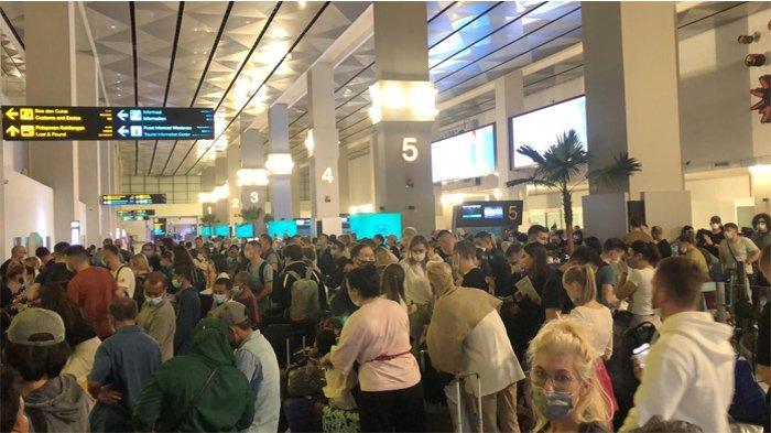 Antisipasi Aksi Terorisme, Pengawasan Objek Vital Penerbangan Diperketat