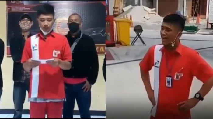 Viral Petugas SPBU Memaki Pedagang Hingga Dikeroyok Warga, Polisi Sebut Gara-gara Ada yang Merokok