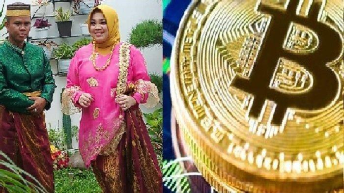 Viral Pria Lamar Gadis Pujaan Hati dengan Dua Keping Bitcoin Berinilai Rp1,6 Miliar, Ini Penyebabnya