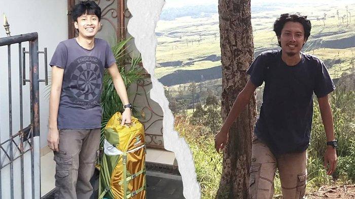 Viral Pria Ini Jalan Kaki dari Ciputat ke Gunung Rinjani Selama 3 Bulan, Begini Kondisinya Sekarang