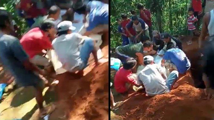 Viral Warga di Pandeglang Bongkar Makam Tokoh Masyarakat Karena Berbeda Pilihan di Pilkades