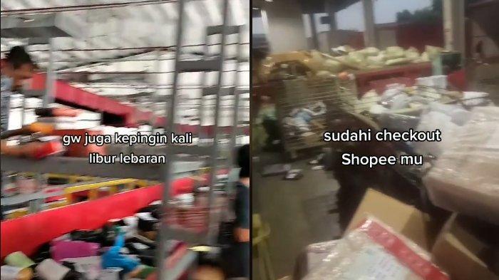 Viral Kisah Pilu Kurir Paket Belanja Online: Sudahi Chekoutmu, Gue Juga Pengen Lebaran