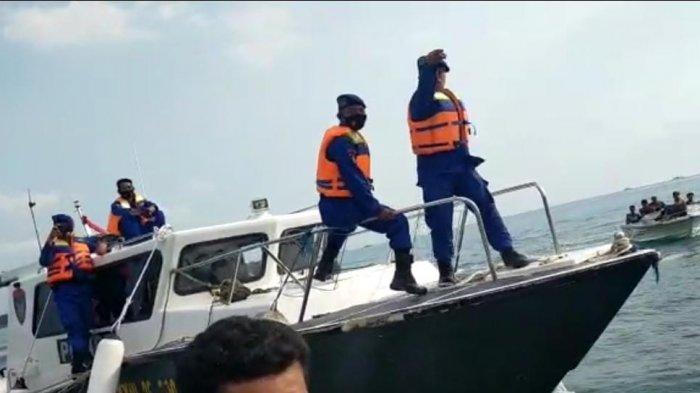Viral Banana Boat Diamankan dan Didemo Pelaku Usaha Pantai Carita, Begini Klarifikasi Polda Banten
