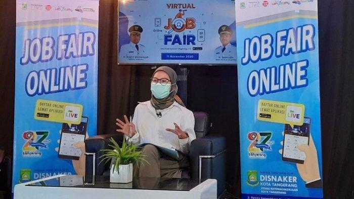 CATAT! Pemkot Tangerang Gelar Virtual Job Fair, Tersedia 1138 Lowongan kerja dan 72 Formasi Jabatan