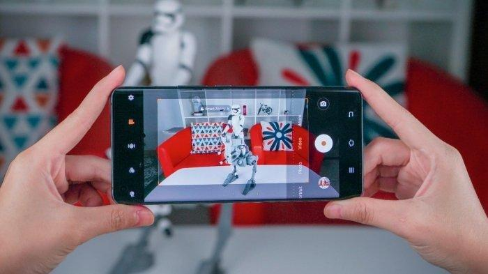 Vivo X50 Pro Dukung Aktivitas Mobile Photography dan Videography