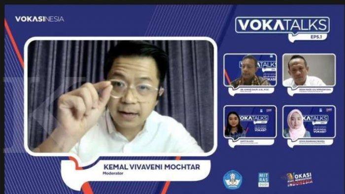 Perguruan Tinggi Berperan Penting Bentuk SDM, Vokatalks Bantu Pendidikan Vokasi Indonesia