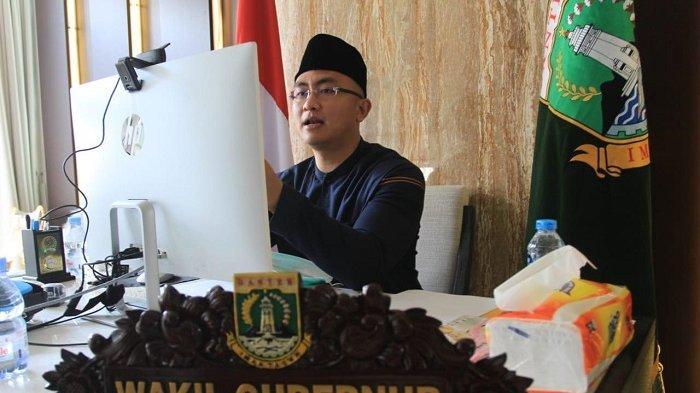 Menkopolhukam Kumpulkan Tokoh Agama se-Banten, Wagub Minta Bahu-membahu Hadapi Pandemi