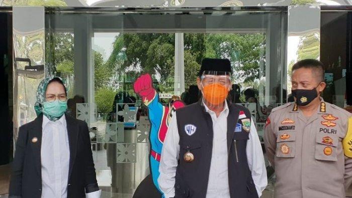 Kata Gubernur Banten soal Dugaan Pelanggaran PSBB dalam Kampanye Pilkada Tangsel