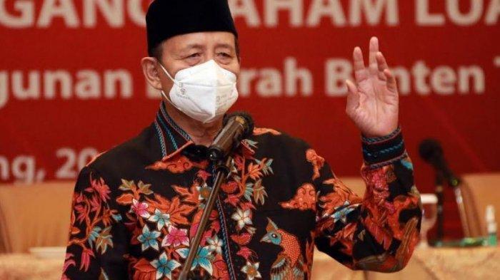 Evaluasi PPKM Darurat, Wahidin Halim Sebut Mobilitas dan Interaksi Masyarakat Banten Menurun