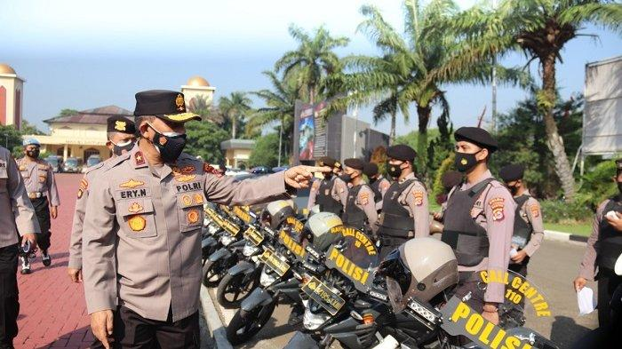 Sudah Lakukan Sosialisasi, Besok Polda Banten Siap Terapkan PPKM Darurat ke Masyarakat