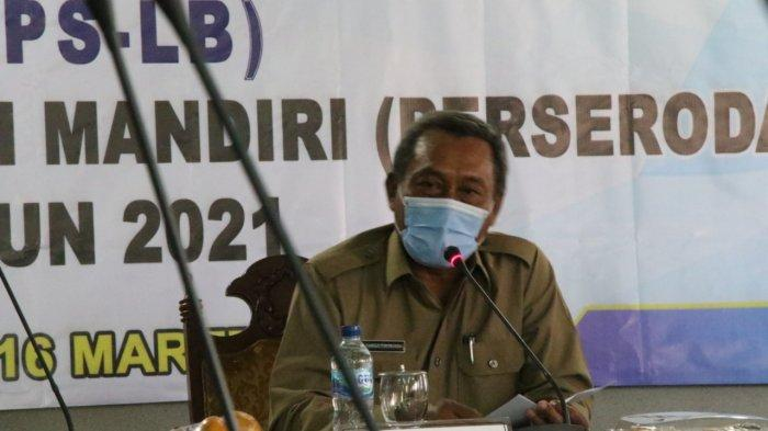 PT Serang Berkah Mandiri Gelar RUPS-LB, Wabup Serang Tunjuk Isbandi sebagai Plt Dirut