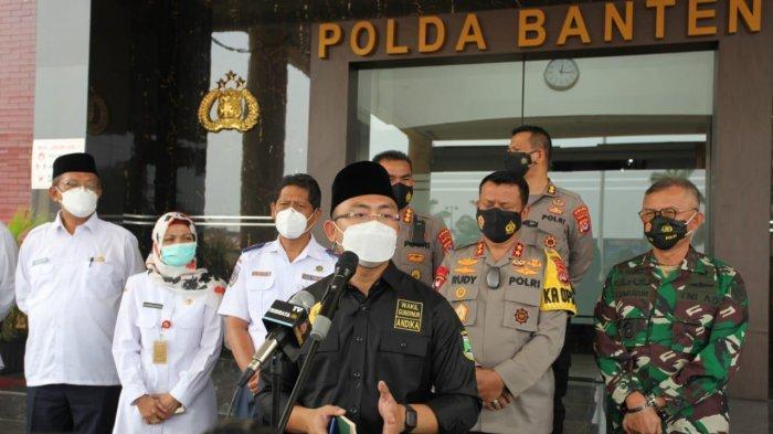 Wagub Banten Minta Tokoh Masyarakat Bantu Imbau Warga Tak Mudik