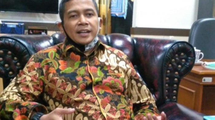 Dewan Banten Mengusulkan Pemprov Mendirikan Pusat Layanan Tabung Oksigen