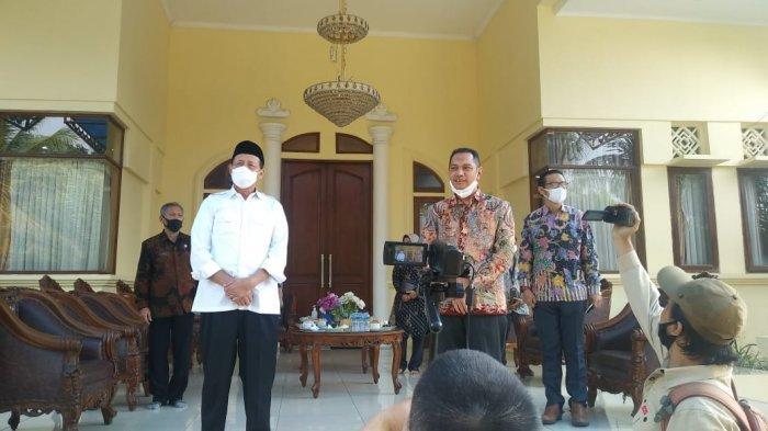 Temui Wahidin Halim, Pimpinan KPK Soroti 1.079 Aset Bermasalah dan Dana Bansos Covid-19 di Banten
