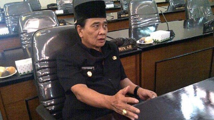 Nana Suryana, Mantan Wakil Wali Kota Serang Meninggal Dunia