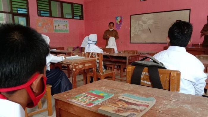 Baru 20 Persen, Sekolah di Kota Serang Dibuka Setelah Vaksinasi Tuntas