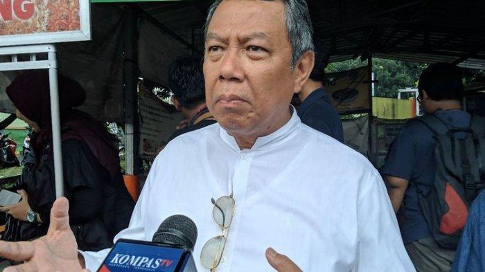 Profil Benyamin Davnie, Wakil Dua Periode Airin Rachmi, Kini Maju Pertarungan Tangerang Selatan 1