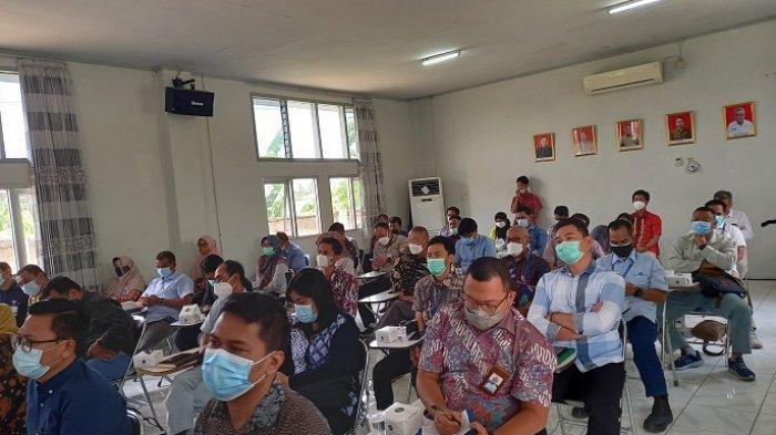 Wali Kota Helldy Agustian Kumpulkan HRDIndustri Se-Kota Cilegon Bahas soal Pekerja Magang