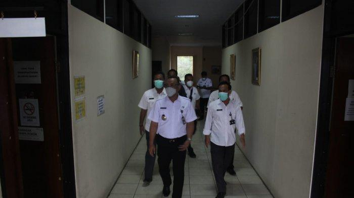 Wali Kota Cilegon Helldy Agustian Sidak ke Dinas Pendidikan, Minta SMP di Jombang-Tangkil Ditambah
