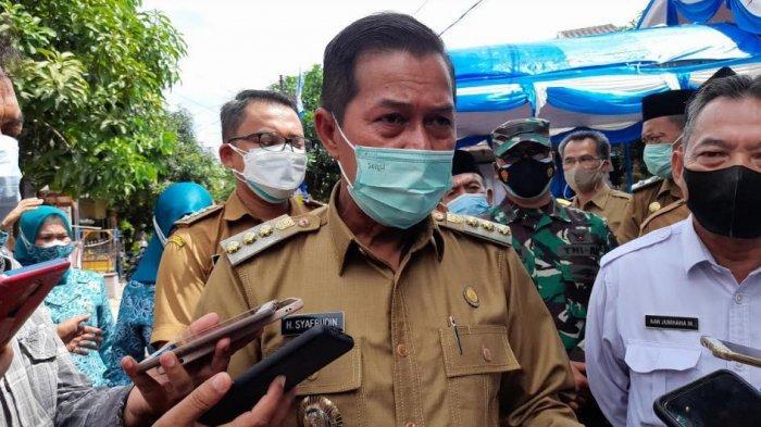 Kota Serang Berstatus PPKM Level 4, Wali Kota: Perbanyak Tes & Tracking Penyebaran Covid-19