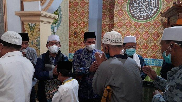 Selain Berpesan Jangan Keluar Kota Serang, Wali Kota Syafrudin Beri Kabar Baik di Idul Fitri 1442 H