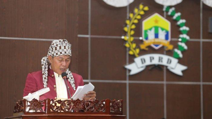 Wali Kota Serang Syafrudin Aktif Budayakan Pencak Silat Bandrong di Tengah Kesibukannya