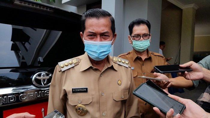 Hadiri Rakornas Kepala Daerah, Wali Kota Serang: Presiden Sampaikan Pesan untuk Cegah Mudik Lebaran