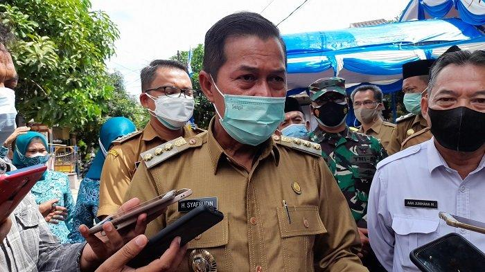Wali Kota Syafrudin Minta RSUD Kota Serang Utamakan Pasien Covid-19 Lokal