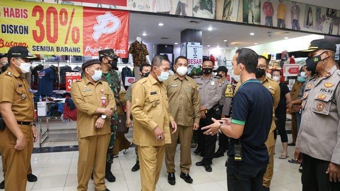 Wali Kota Syafrudin Sidak Giant Ekstra Serang Pasca-pengunjung Membludak