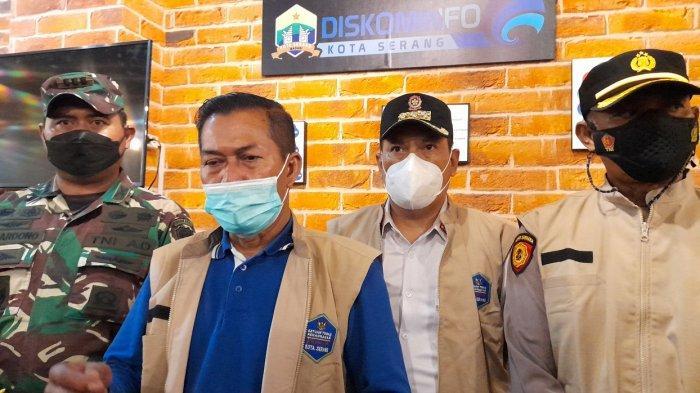 Wali Kota Syafrudin Imbau Warga tak Keluar Rumah Mulai Pukul 20.00, Pedagang Hanya Ditegur 2 Kali