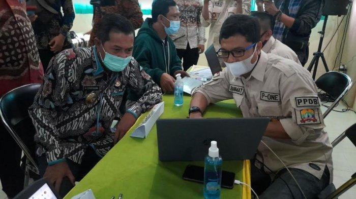 Wali Kota Serang Sengaja Pantau PPDB Tingkat SMP di Hari Keempat Karena Hal Ini