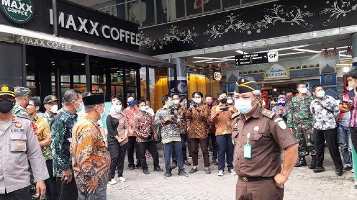 Viral Kerumunan dan Antisipasi Lonjakan Pengunjung, Wali Kota Syafrudin Sidak Mall of Serang
