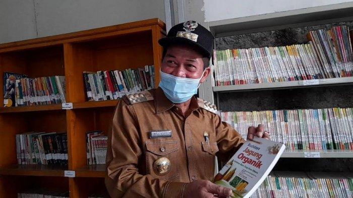 Hari Buku Nasional, Wali Kota Serang Kampanyekan Budaya Membaca Kepada Warga
