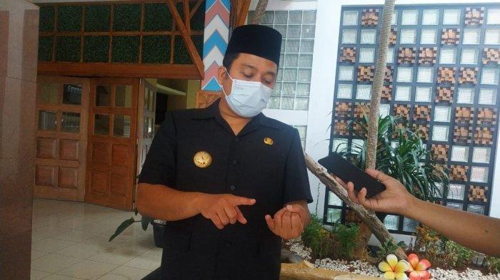 Melihat Persiapan Sekolah di Kota Tangerang Jelang Pembelajaran Tatap Muka
