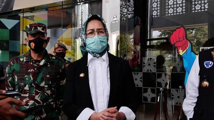 Tangsel Kebanjiran Warga Pendatang, Wali Kota Airin Rachmi: Silakan, Asal Patuhi Protokol Kesehatan