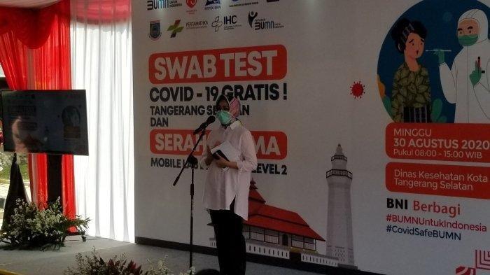 Sebut Warga Tangerang Selatan Takut di Tes Covid-19, Walikota Cantik Airin Rahmi Beberkan Alasannya