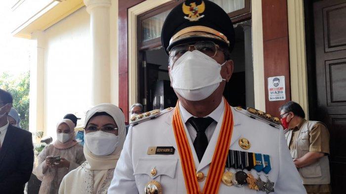 Sah Jadi Wali Kota Tangsel, Benyamin Davnie Bakal Panggil Semua Kepala Dinas Besok