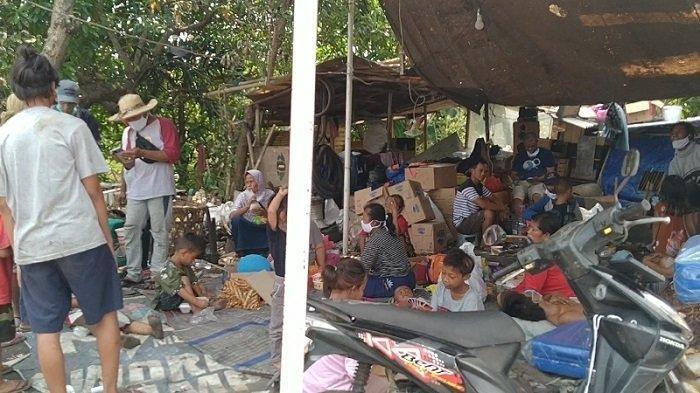 Kondisi Terkini di Tenda Pengungsian Korban Kebakaran Pemukiman Pemulung, Masih Butuh Bantuan